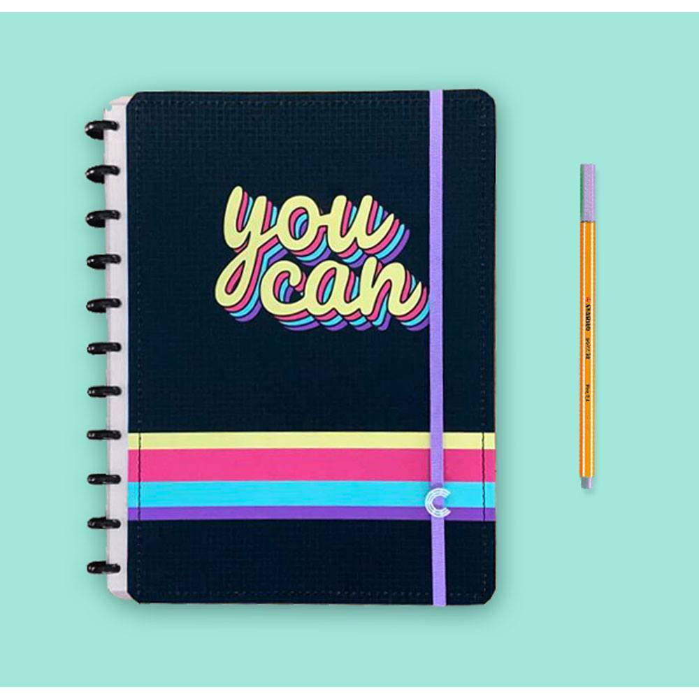 Caderno Inteligente By Taby - Grande