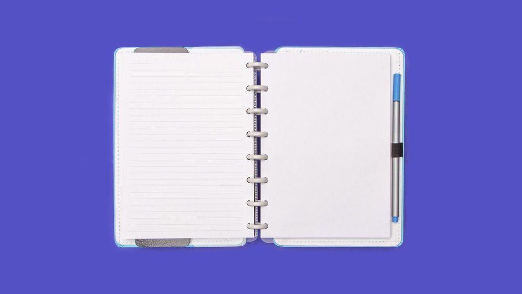 Caderno Inteligente Color A5