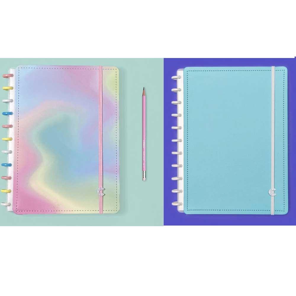 Caderno Inteligente Color Grande