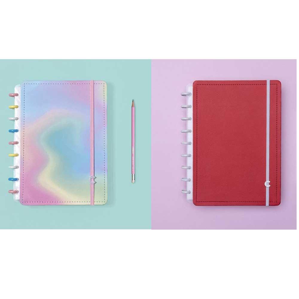 Caderno Inteligente Color Médio