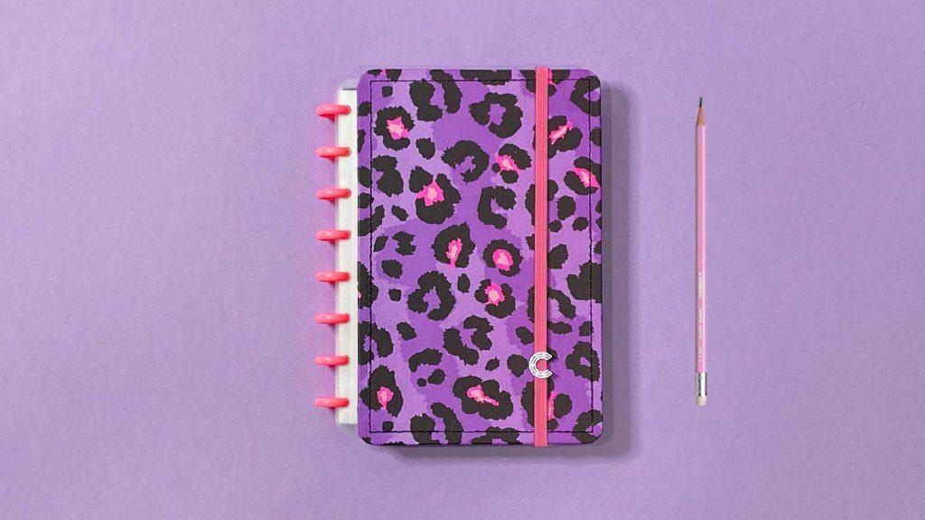 Caderno Inteligente Estampa Mania A5