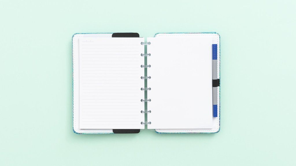 Caderno Inteligente Sereiando A5