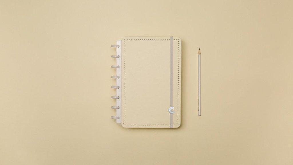 Caderno Inteligente Tons Pastel - A5