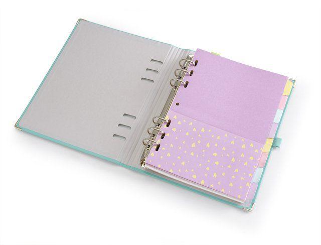 Planner / Caderno Organizador Romantic A5 VD