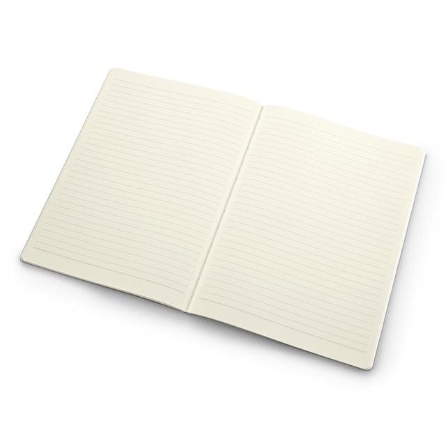 Caderno Papertalk Ultra Flex Romantic Verde - Ótima