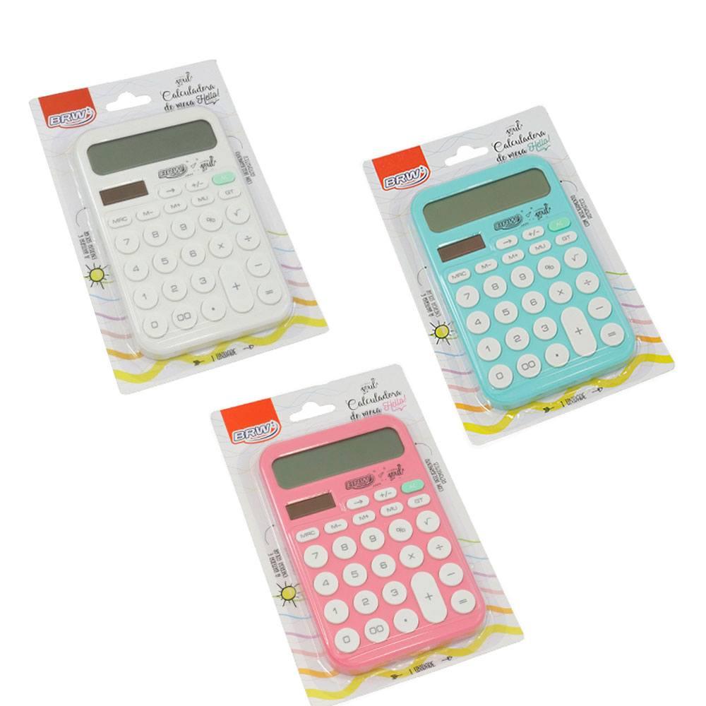 Calculadora Grande 12 Dígitos Soul - BRW