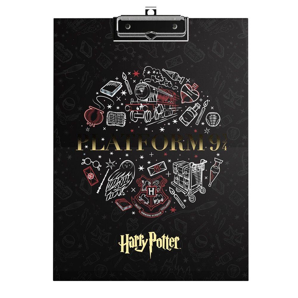 Calendário Planner Permanente na Prancheta Harry Potter - DAC
