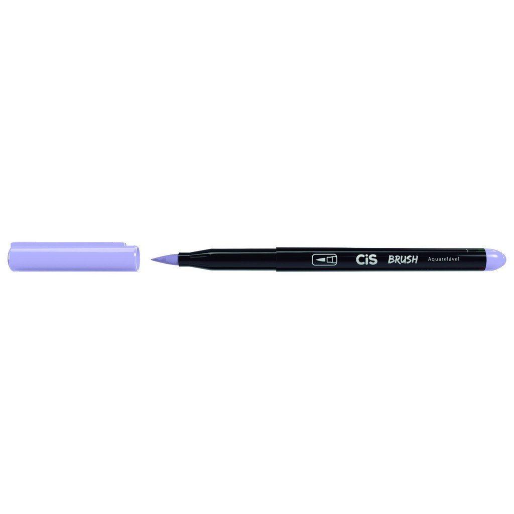 Caneta / Marcador Brush Pen Aquarelável - CIS
