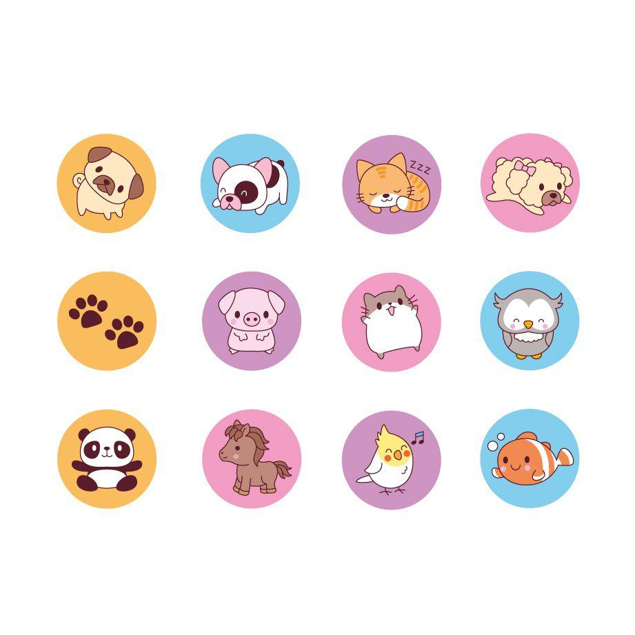 Carimbo Stamp Pets - CIS