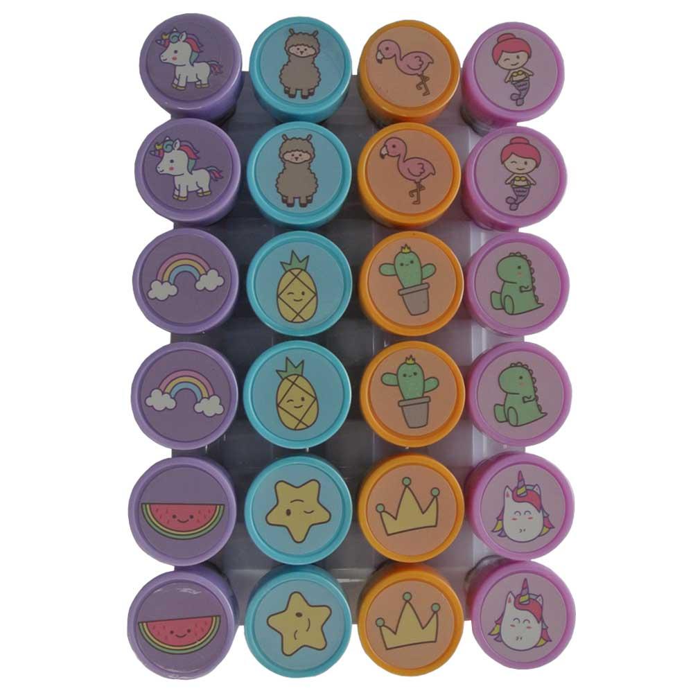 Carimbos Stamp Reino Encantado - CIS
