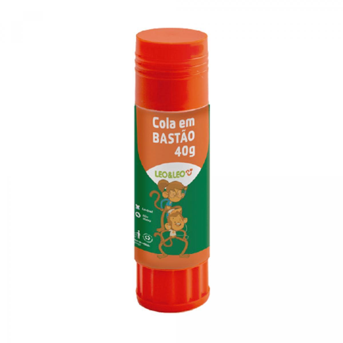 Cola Bastão 40g Leo & Leo