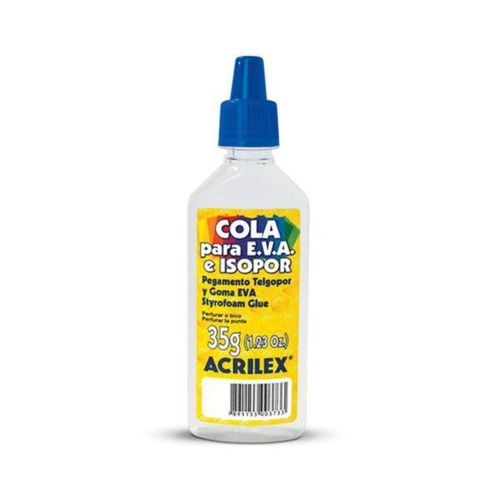 Cola para E.V.A. e Isopor 35g - Acrilex