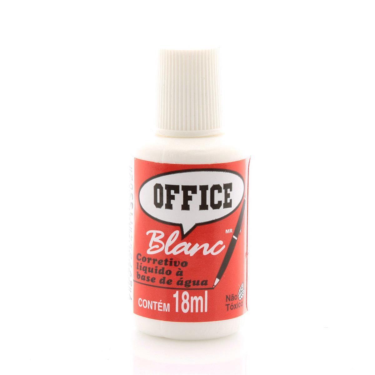 Corretivo 18ml Office Blanc Radex