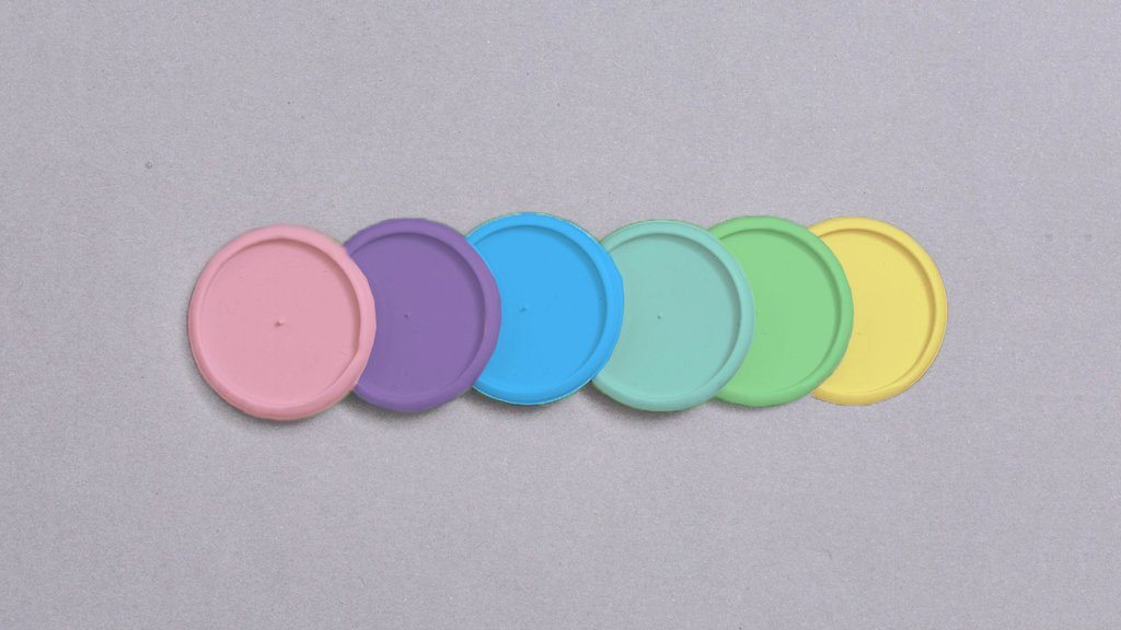 Discos + Elastico  G (31mm) - Caderno Inteligente