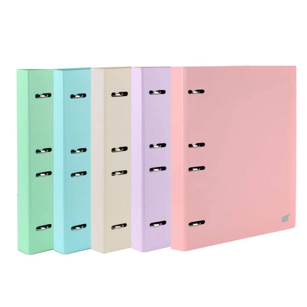 Caderno/Fichário Argolado Colegial Tons Pastel - Yes