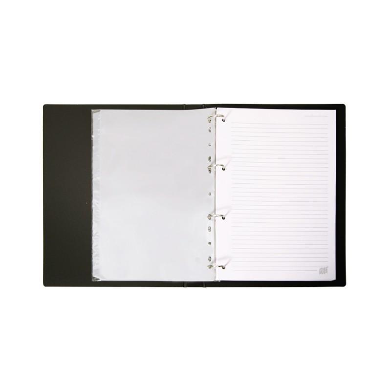 Caderno/Fichário Argolado C/ Divisória Universitário - Yes
