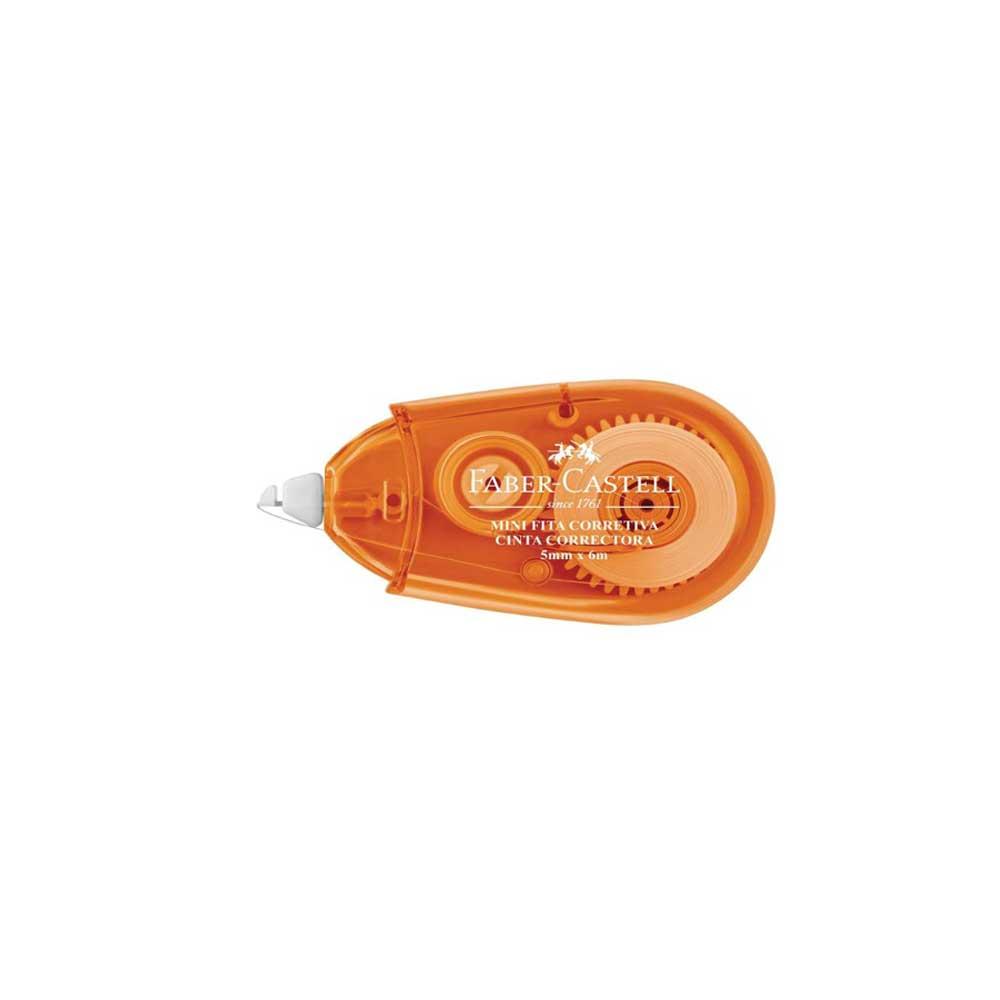 Fita Corretiva Mini 5mmx6m - Faber-Castell