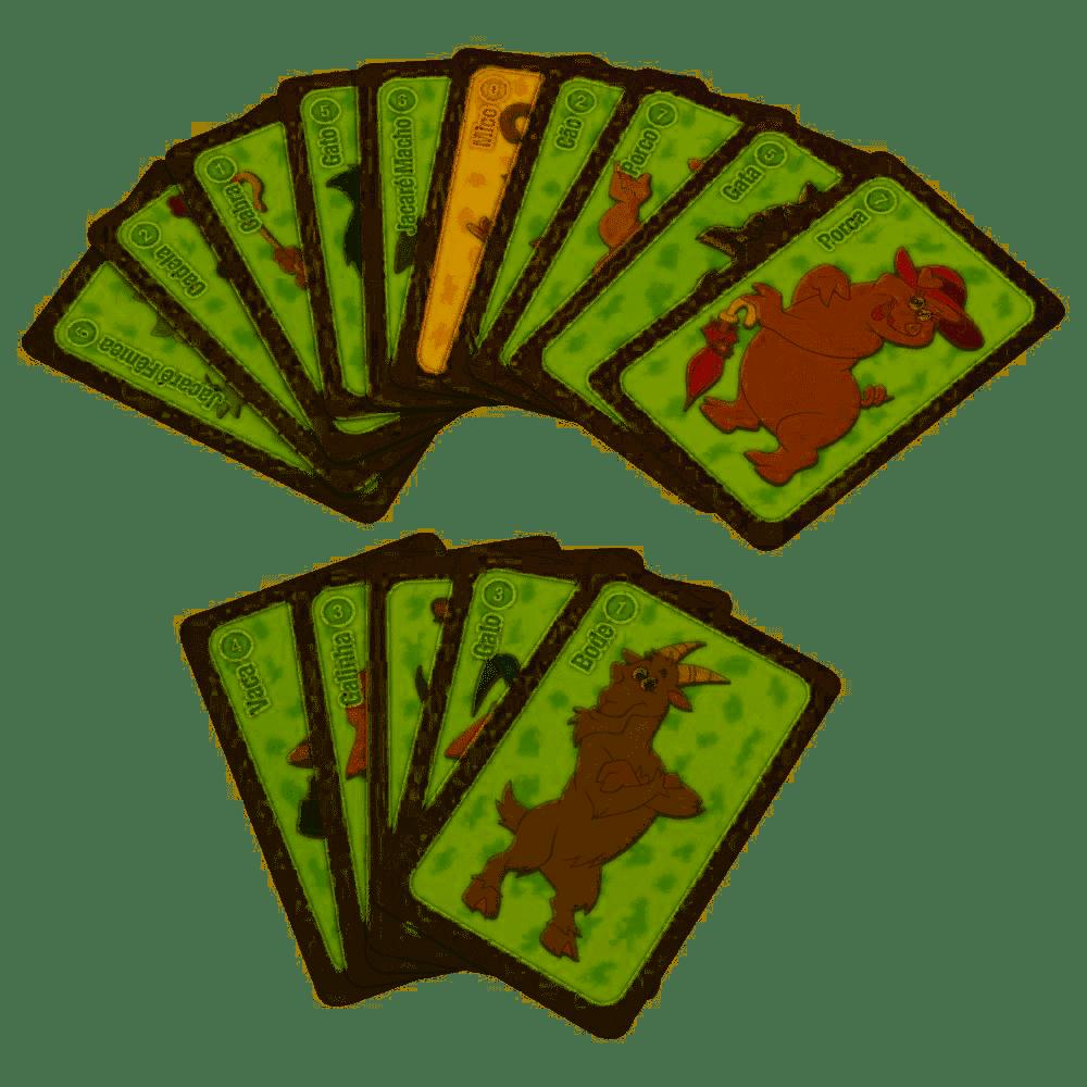 Jogo de Cartas do Mico - COPAG
