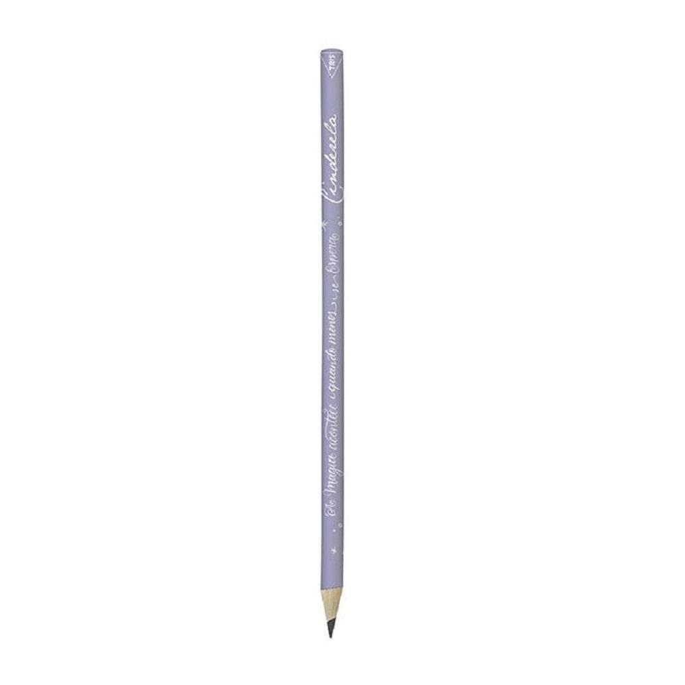 Lápis Preto Cinderela  – Tris