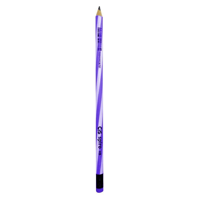 Lápis Preto Spiro HB - CiS