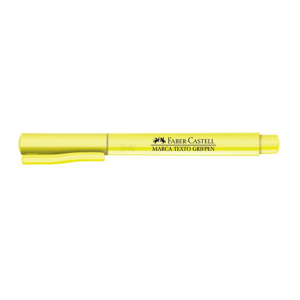 Caneta Marca Texto Grifpen Colors Neon - Faber-Castell
