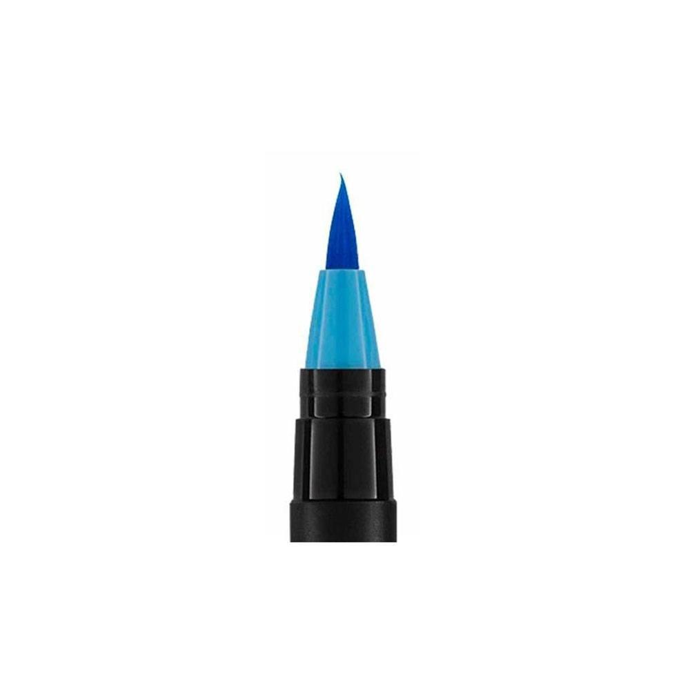 Marcador Aquarelável Brush Pen  Tom Pastel  C/ 6 Cores- BRW
