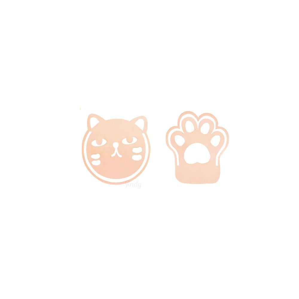 Marcador de Página Love Gato C/ 2 Unid. - Molin