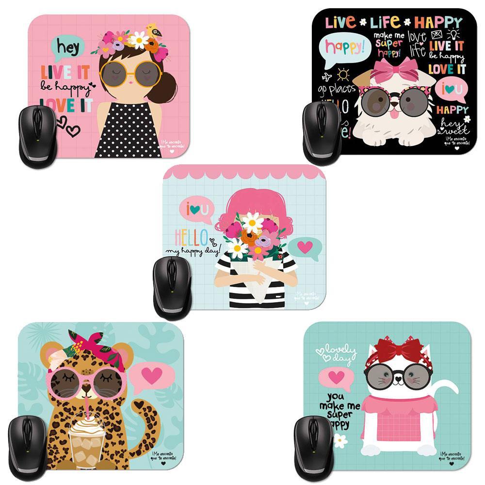 Mouse Pad Decorativo - Raizler