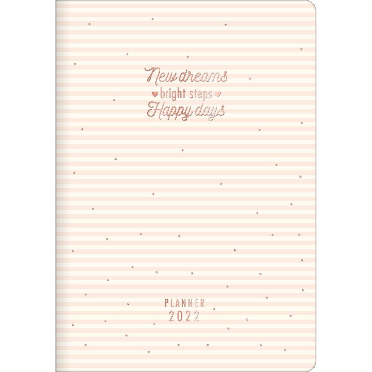 Planner Grampeado 17,8 x 25,4 cm Soho 90g 2022 - Tilibra