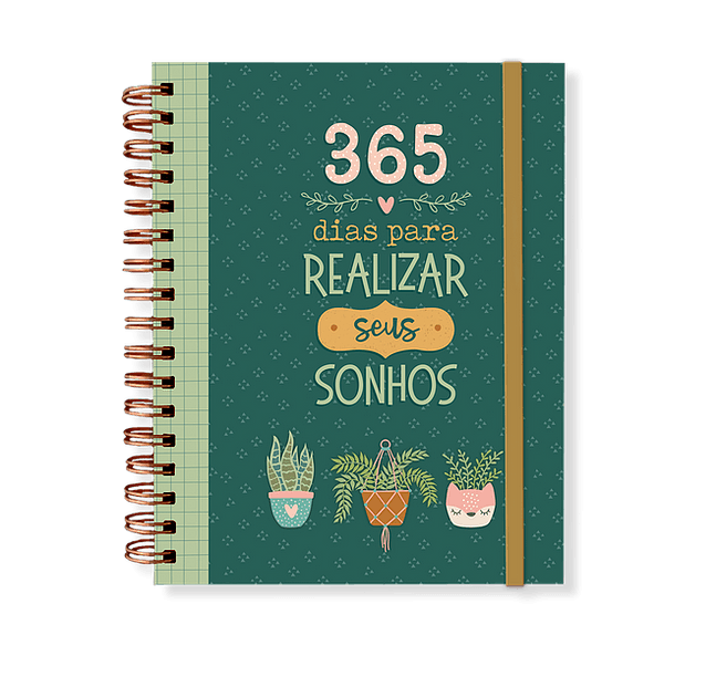 Planner Permanente 365 - Cartões Gigantes