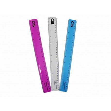 Régua Flexível 30cm - CIS