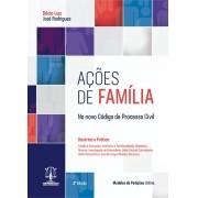 Ações de Família  no Novo Código de  Processo Civil
