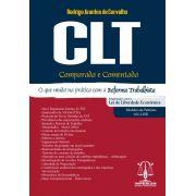 CLT - Comparada e Comentada