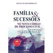 Família & Sucessões No Novo Código de Processo Civil