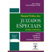 MANUAL PRATICO DOS JUIZADOS ESPECIAIS