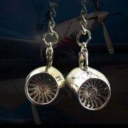 Chaveiro Airplane Engine