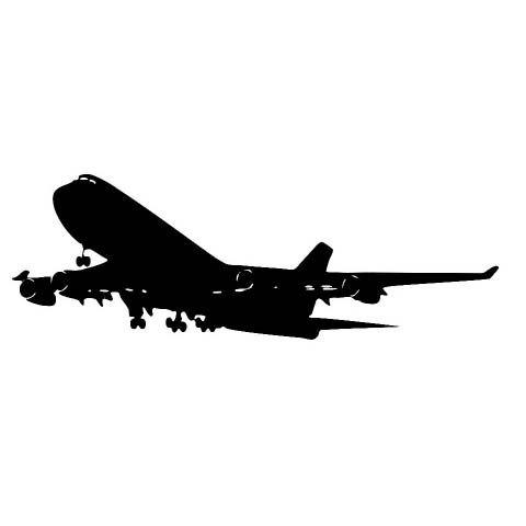 Adesivos Avião para decoração