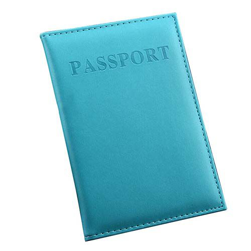 Capa de Passaporte Básico