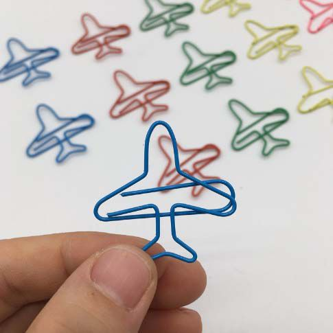 Clips Avião