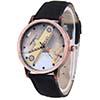 Relógio Monomotor Preto