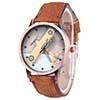 Relógio Monomotor Caramelo
