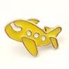 PB0026 Avião Amarelo
