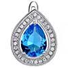 BP0017 Gota Azul Claro