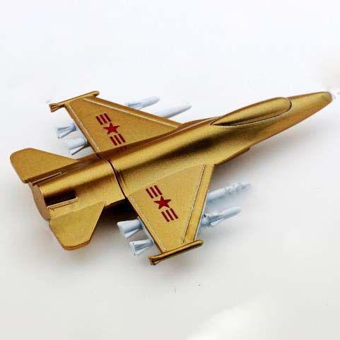 Pen Drive Avião Metal