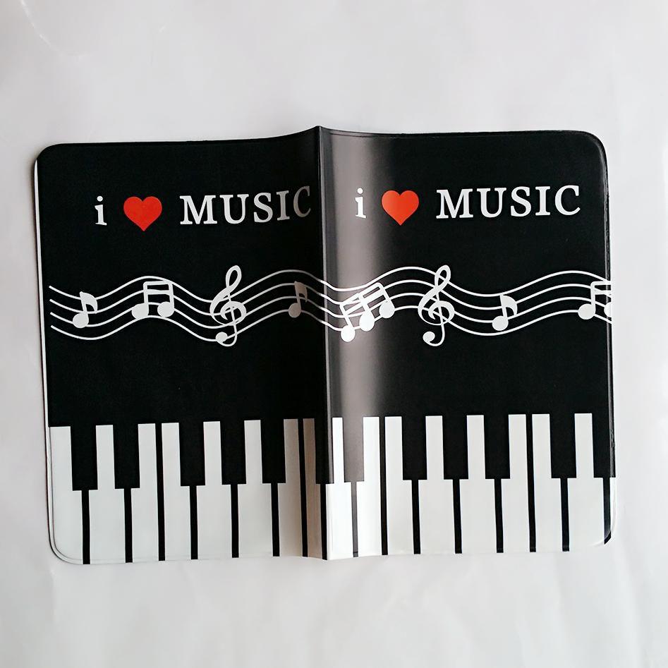 Porta Passaporte Music