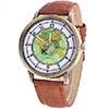 Relógio Mapa Tradicional com Ponteiro