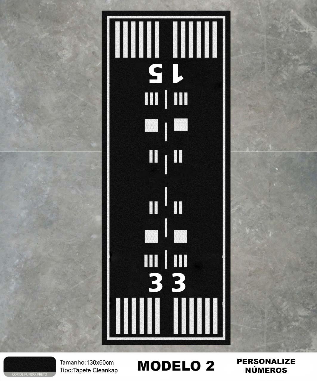 Tapete Runway Personalizado