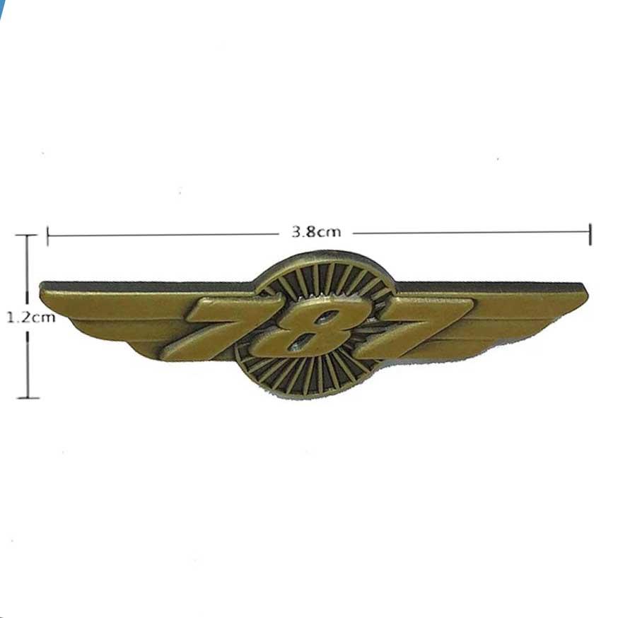 Wings pins