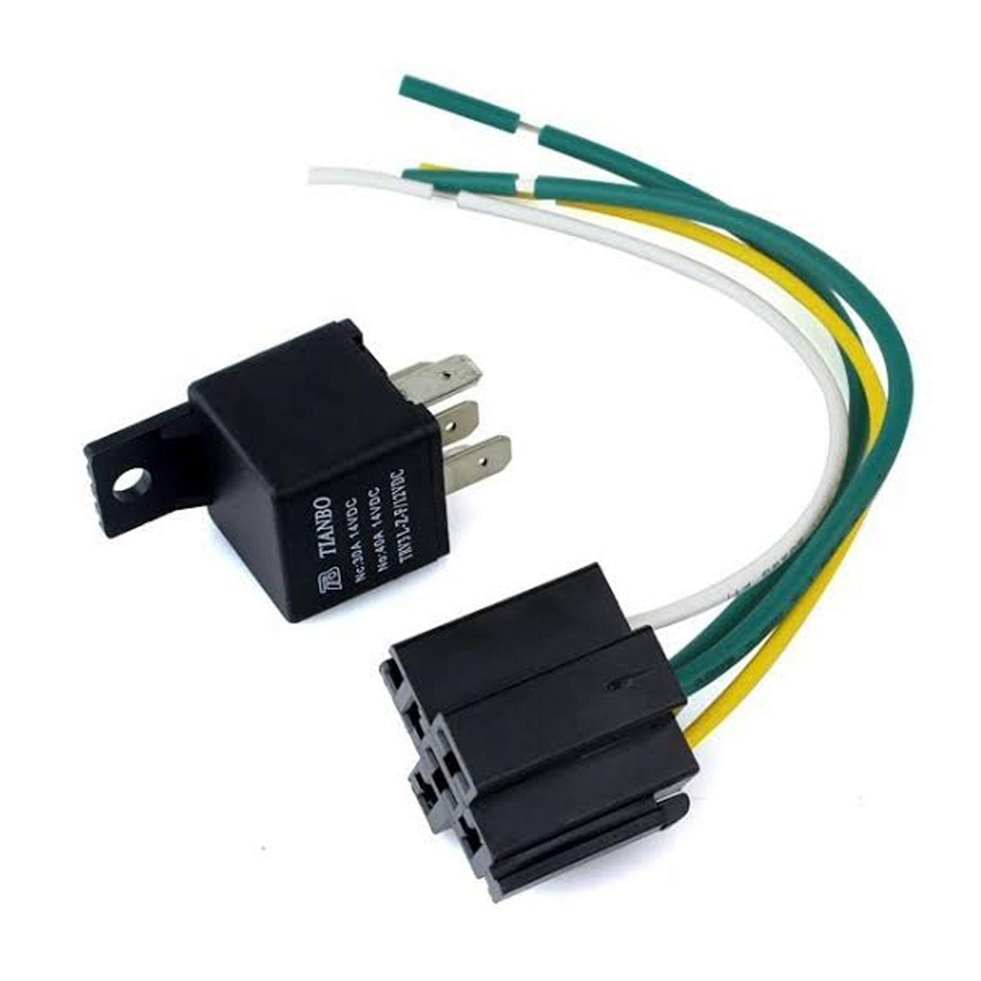 Relé - Corte de combustível Appego GPS Veicular 24V