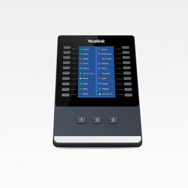 EXP43 - Módulo de Expansão de Teclas Yealink